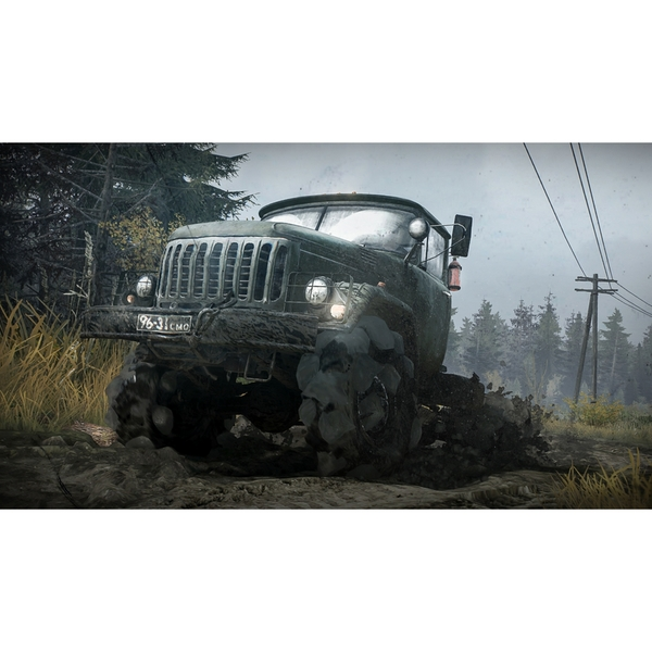 Spintires Mudrunner PS4 Game - Image 2