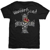Motorhead King of the Road Men's Large T-Shirt - Black