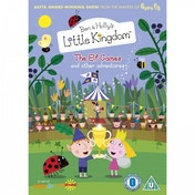 Ben And Holly's Little Kingdom Vol. 4 The Elf Games DVD