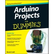 Arduino Projects for Dummies by Brock Craft (Paperback, 2013)