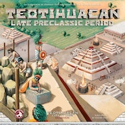 Teotihuacan Late Preclassic Period Board Game Expansion
