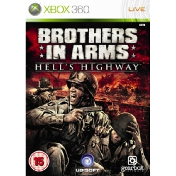 Brothers In Arms Hells Highway Game Xbox 360