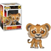 Simba (Disney's Live Lion King) Funko Pop! Vinyl Figure #547
