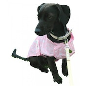 MacPAWS Packable Pink Rain Coat 10-Inches