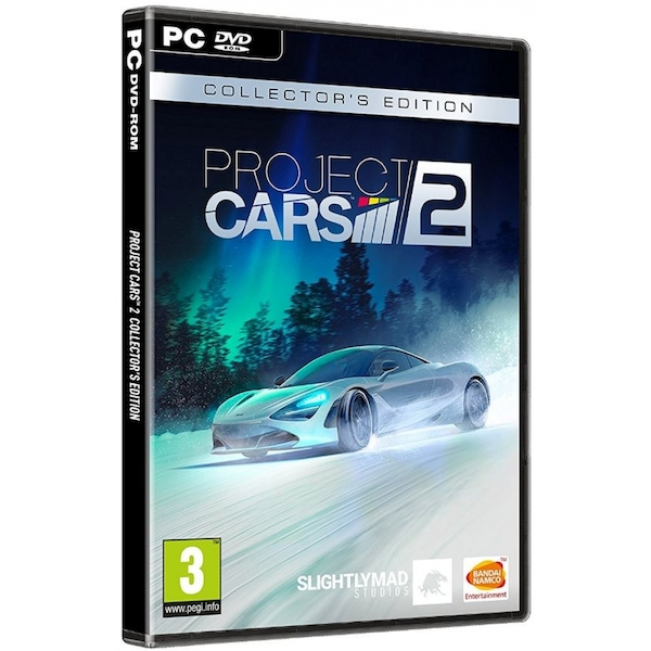 Project Cars 2 Collectors Edition PC Game