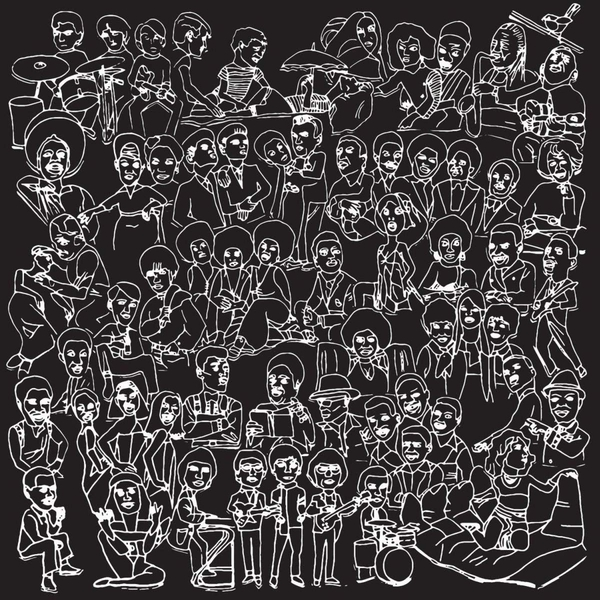 Romare - Love Songs: Part Two Vinyl