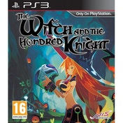 The Witch And The Hundred Knight Game PS3