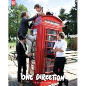 One Direction - Take Me Home Mini Poster
