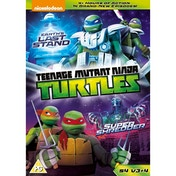 Teenage Mutant Ninja Turtles: Earth's Last Stand & SuperShredder S4 V3&4 DVD