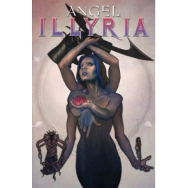 Angel: Illyria - Haunted GN