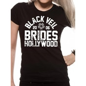 Black Veil Brides Hollywood X-Large T-Shirt