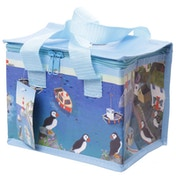 Puffin Design Lunch Box Cool Bag