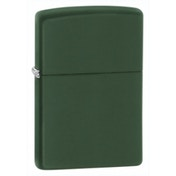 Zippo Regular Green Matte Lighter
