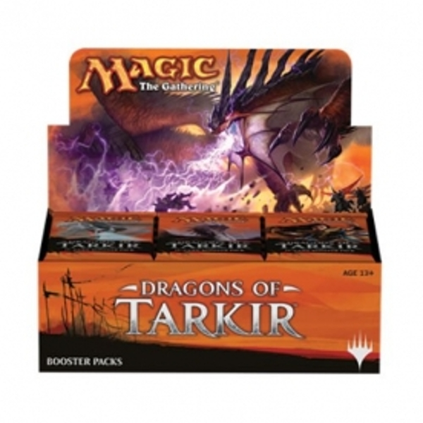 Magic The Gathering TCG Dragons Of Tarkir Booster Box (36 Packs) - Image 1