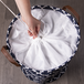 Laundry Basket with Drawstring Cover | M&W Regular - Image 4