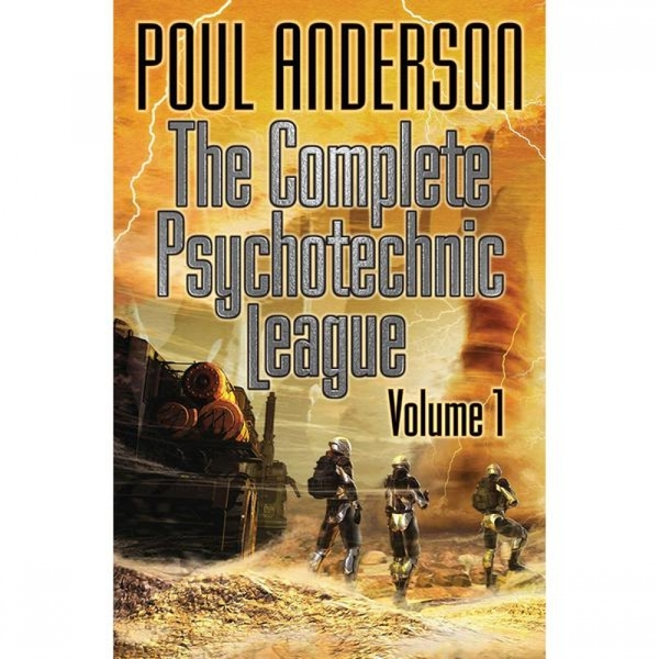 The Complete Psychotechnic League  Volume 1