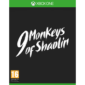 9 Monkeys of Shaolin Xbox One Game