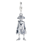 Sterling Silver Dobby the House-Elf Clip on Charm