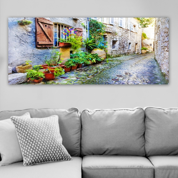YTY300240134_50120 Multicolor Decorative Canvas Painting