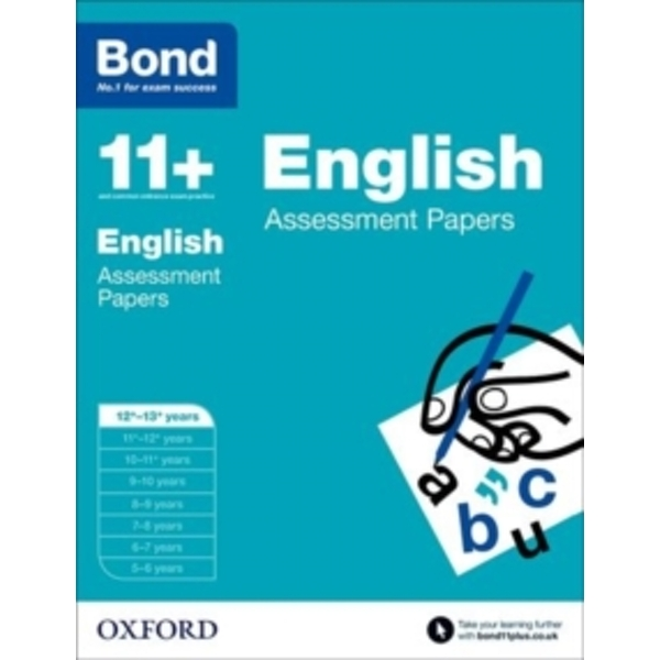 Bond 11+: English: Assessment Papers: 12+-13+ years by Wendy Wren, Bond (Paperback, 2015)