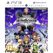 Kingdom Hearts II 2.5 HD Remix Limited Edition PS3 Game