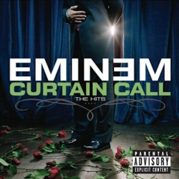 Eminem Curtain Call The Greatest Hits CD