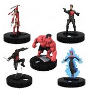 Heroclix Deadpool Thunderbolts Fast Forces Pack