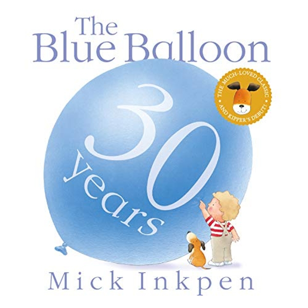 Kipper: The Blue Balloon  Paperback / softback 2019