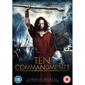 Ten Commandments: The Age of Exodus DVD