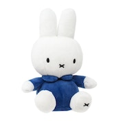 Classic Miffy Blue Soft Toy