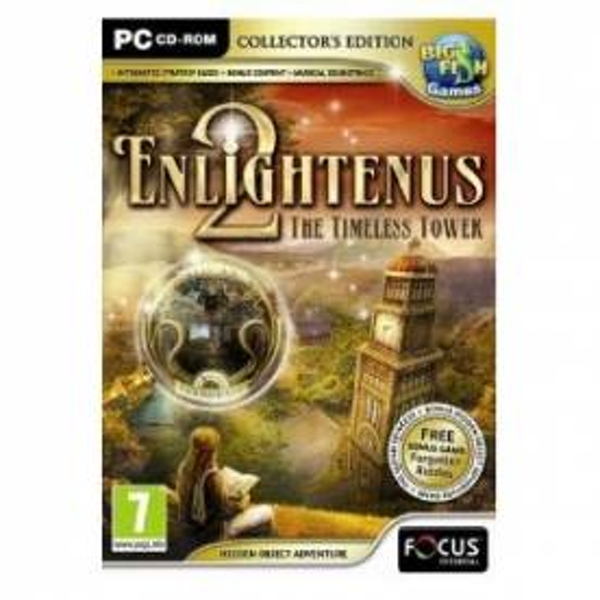 Enlightenus 2 The Timeless Tower Collector's Edition Game PC