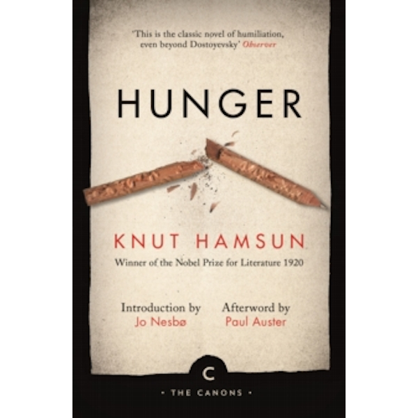 Hunger (Canons) Paperback