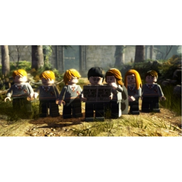 Lego Harry Potter Years 5-7 Game PS3 - Image 2