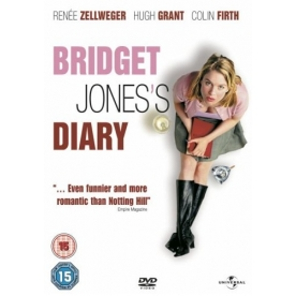 Bridget Jones Diary DVD