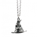 Sterling Silver Sorting Hat Necklace