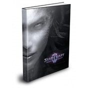 Starcraft 2 II Heart Of The Swarm Collector's Edition Official Strategy Guide