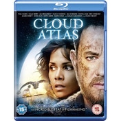 Cloud Atlas Blu-Ray & UV Copy
