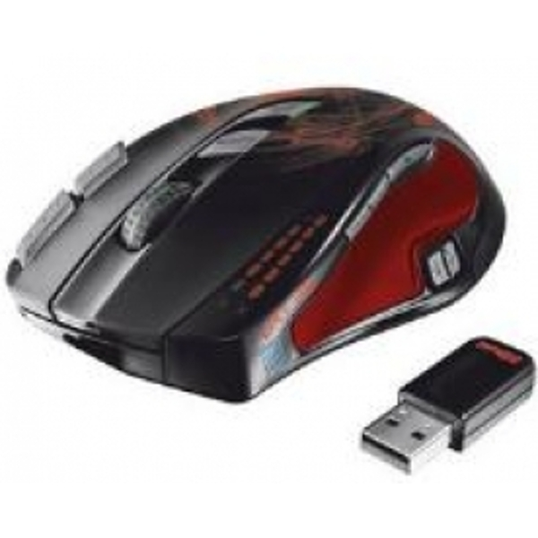 Trust GXT 35 Wireless Laser Gaming Mouse