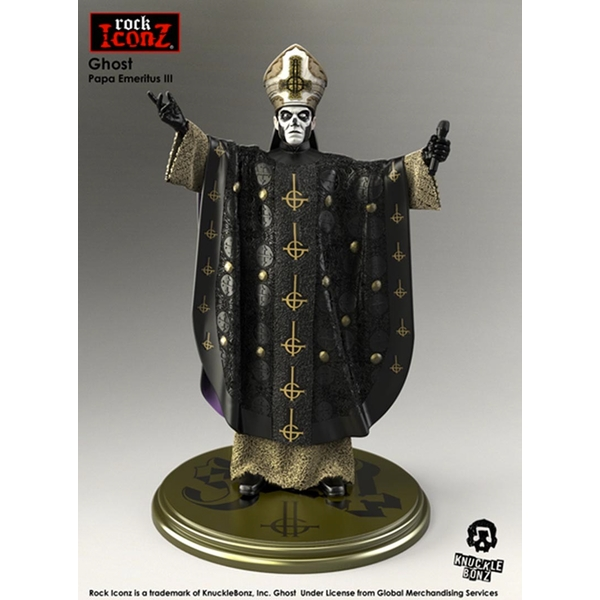 Ghost Rock Iconz Statue