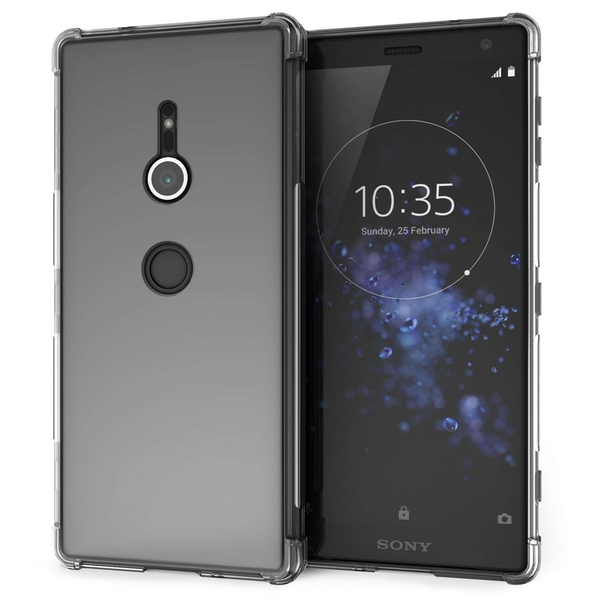 Sony Xperia XZ2 Alpha TPU Gel Case - Clear