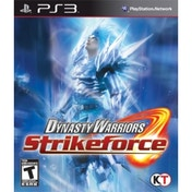 Dynasty Warriors Strikeforce Game PS3
