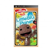 Little Big Planet (Essentials) Game PSP