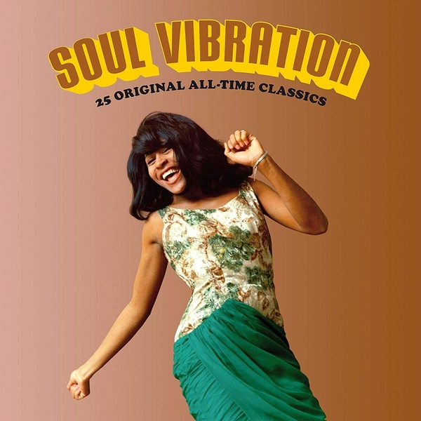 Various Artists - Soul Vibration Vinyl