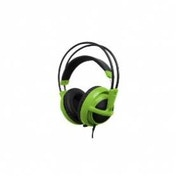 SteelSeries Siberia V2 FullSize Headset Special Edition Green PC
