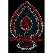Dirty Pretty Things - Spade Standard Patch