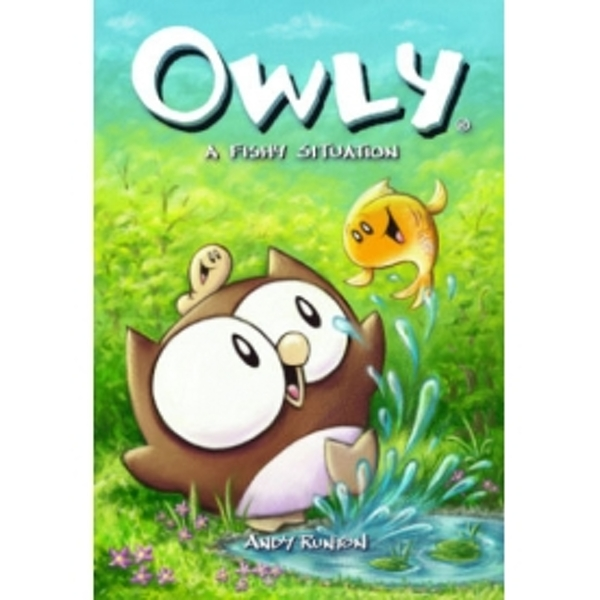 Owly Volume 6: A Fishy Situation