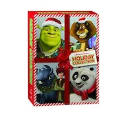 DreamWorks Holiday Favourites DVD