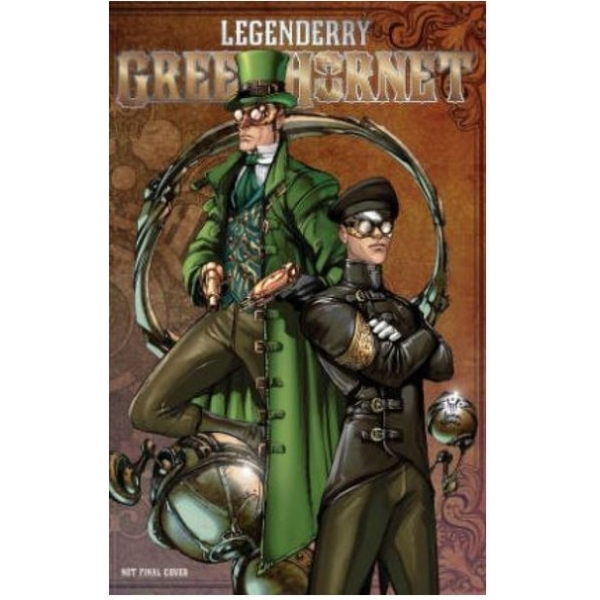 Legenderry Green Hornet