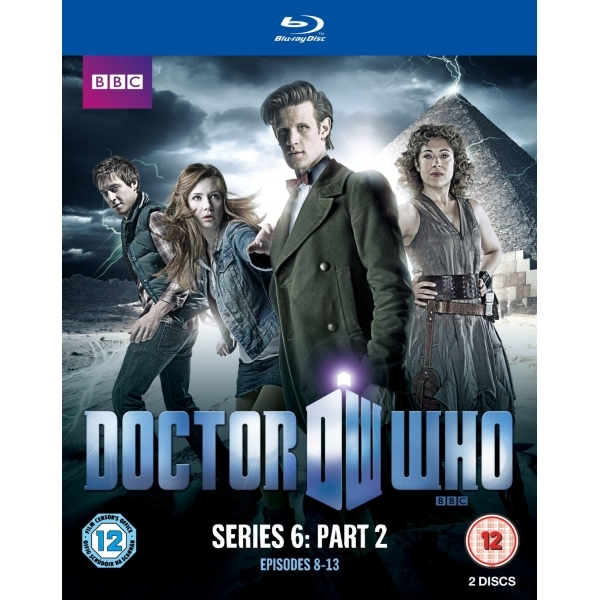 Doctor Who Series 6 Part 2 Blu-ray
