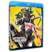 Aesthetica of a Rogue Hero Complete Series Collection Blu Ray